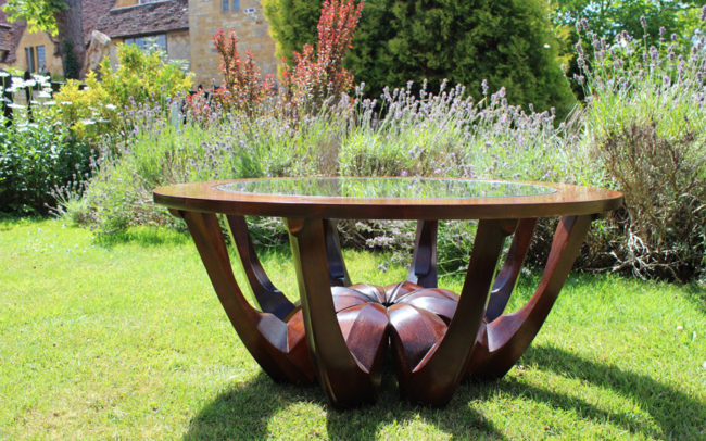 Howard Butler Blossom Table Bespoke Design