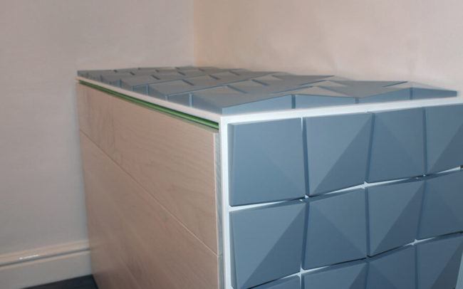 Pyramid Drawers by Howard Butler