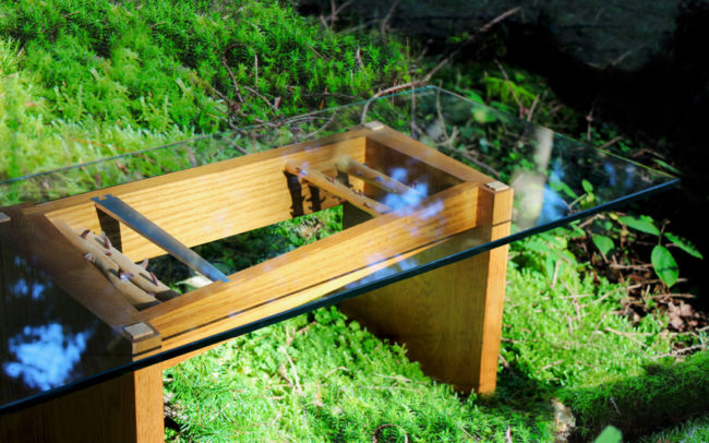 Thorn Table by Howard Butler