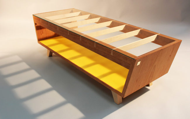 Bespoke Coffee Table by Howard Butler