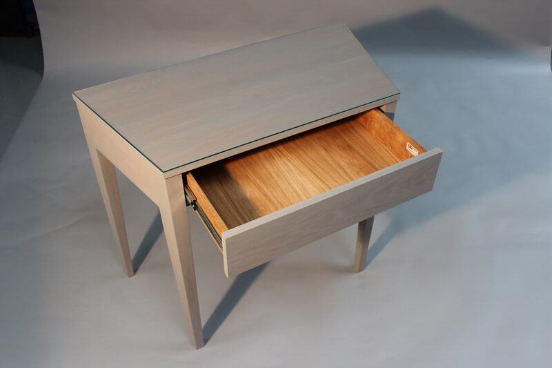 Dressing Table by Howard Butler bespoke Furniture