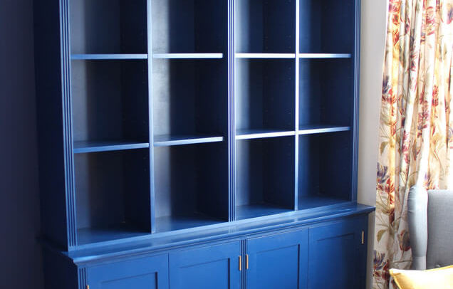 Bookcase by Howard Butler