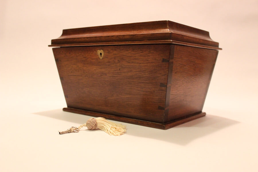 Bespoke Antique Chest by Howard Butler in Worcestershire