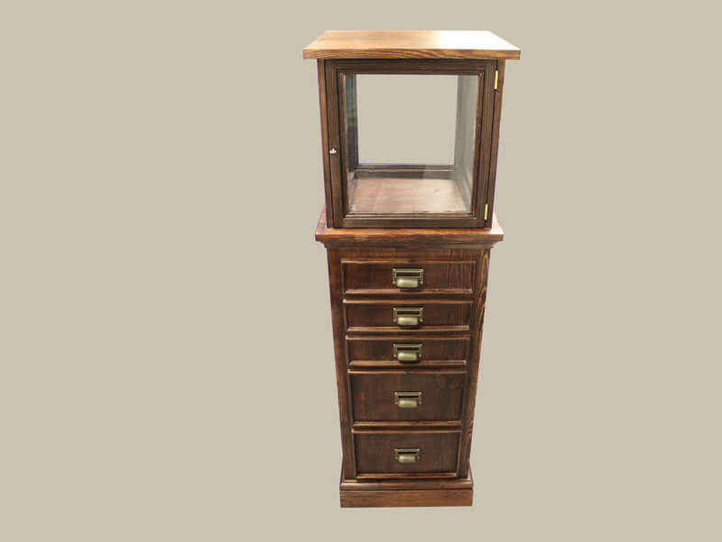 Struthers Display Cabinet by Howard Butler Worcestershire and Cotswolds