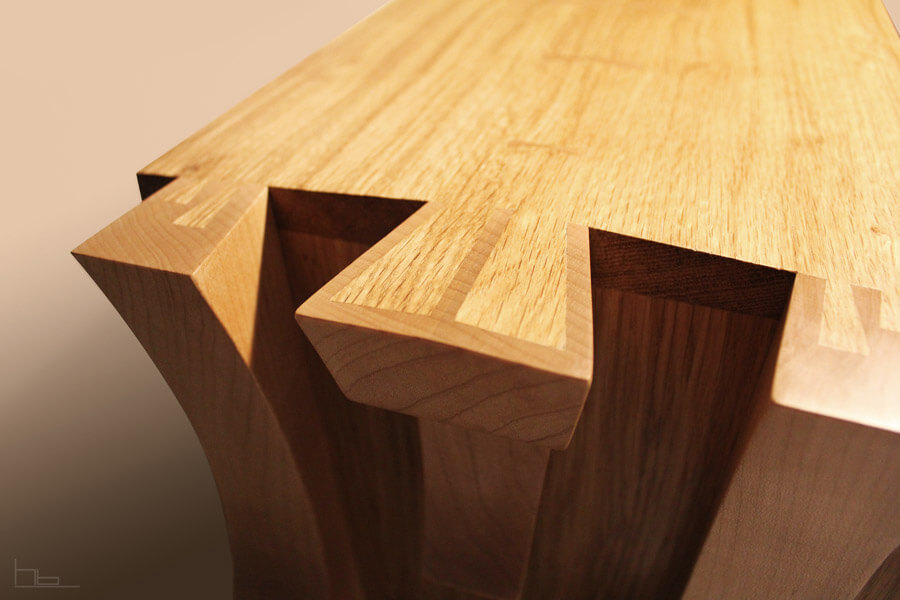 Treasure Chest joints by Howard Butler