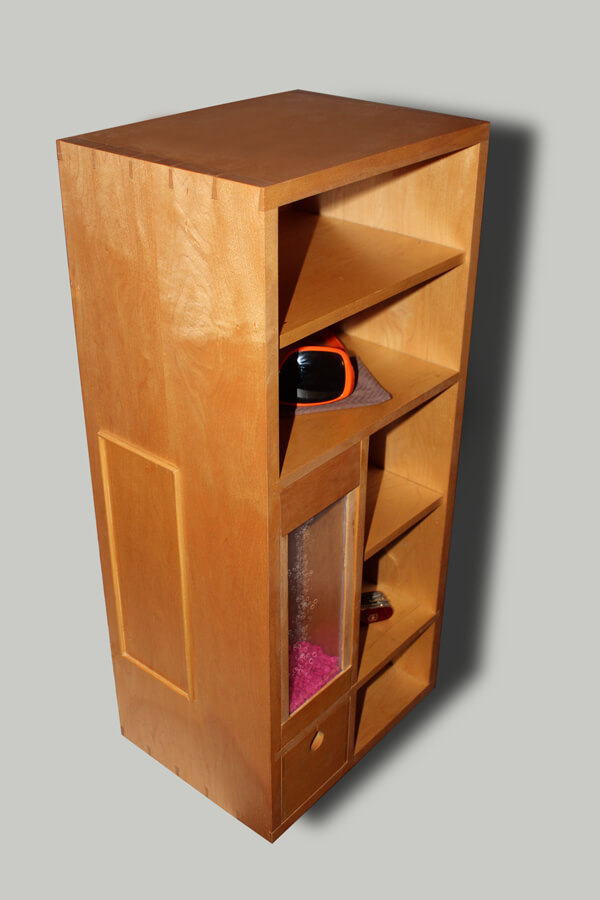 Water Cabinet by Howard Butler
