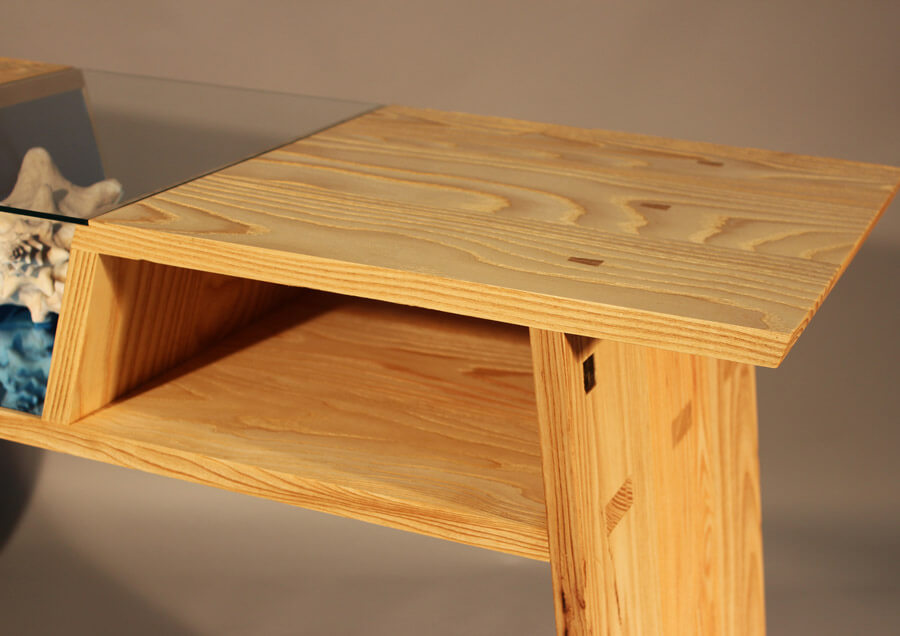 Sea Breezr Hall table by Howard Butler