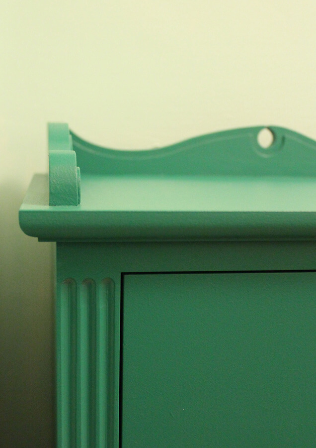 Green Sideboard Drawers by Howard Butler