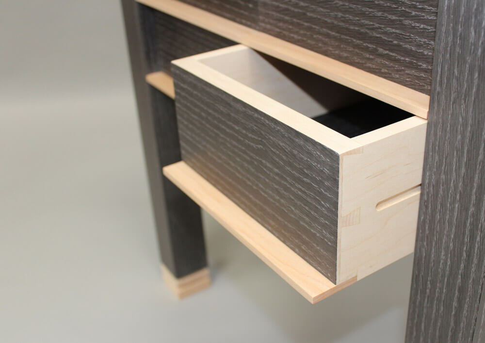 Reading table by Howard Butler