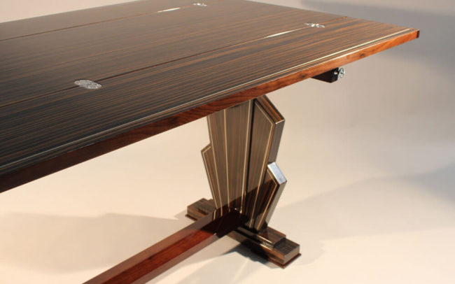 Extendable Table by Howard Butler