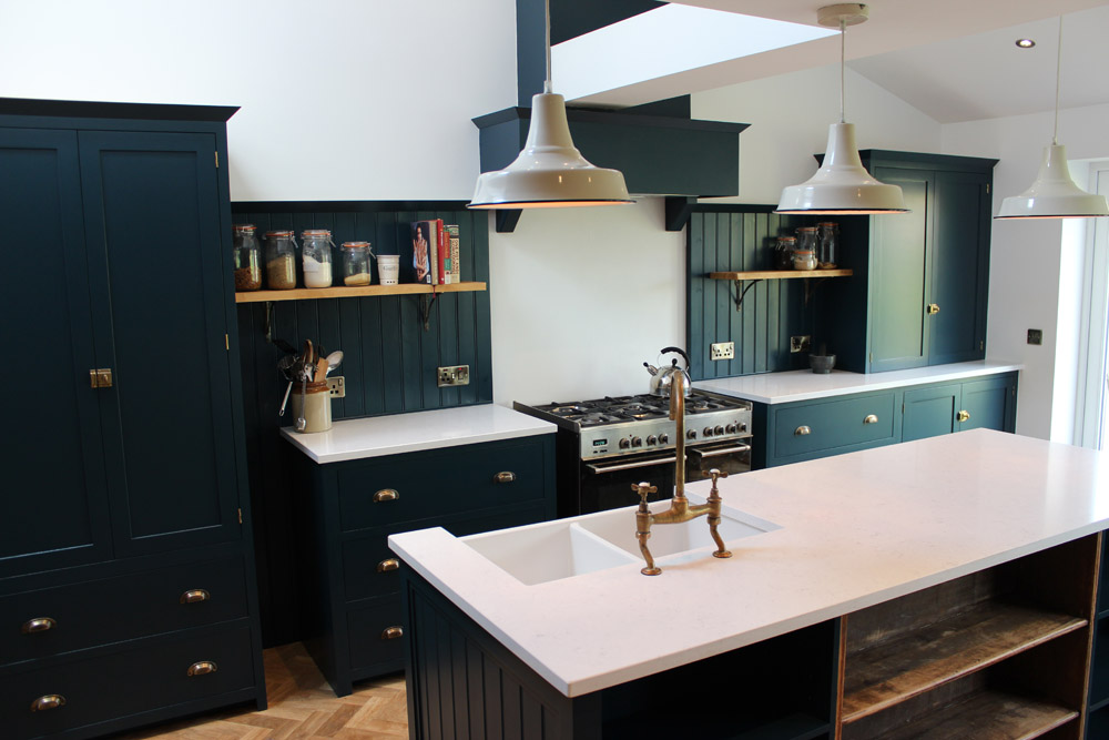 Shaker Kitchen by Howard Butler